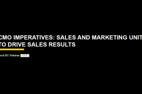 sales marketing webinar